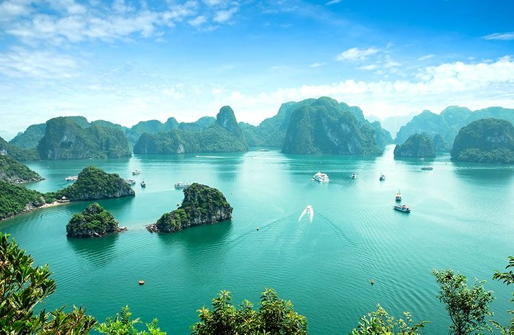 AMAZING VIETNAM 14D13N PACKAGE